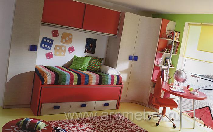 выдвижные кровати для детей.
