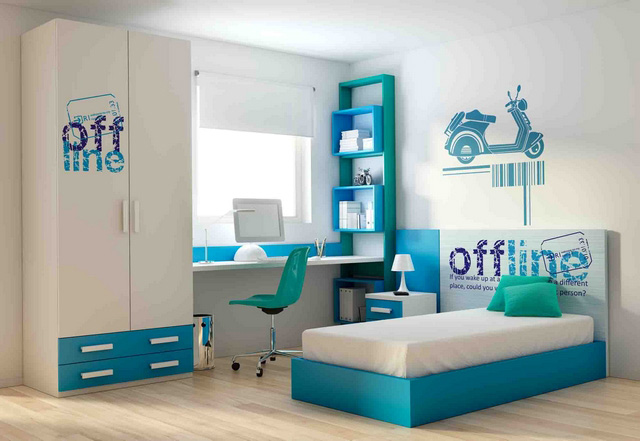 Мебель  комнату для мальчика
