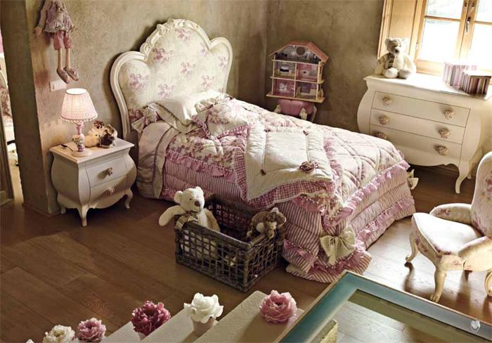 Детская мебель фабрики VOLPI из Италии