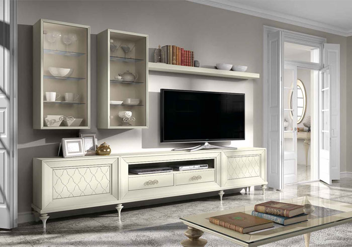 2739 68409 Испанская мебель для гостиных, мимо которой нельзя пройти мимо
