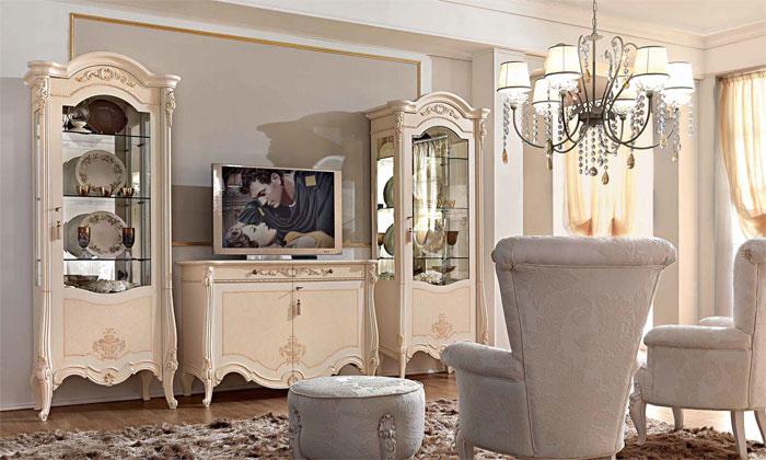 Цвет итальянской мебели