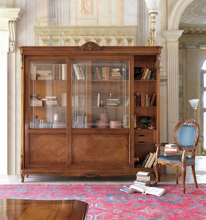 Коллекция benvenuti a casa, шкаф книжный, cavio, италия купи.