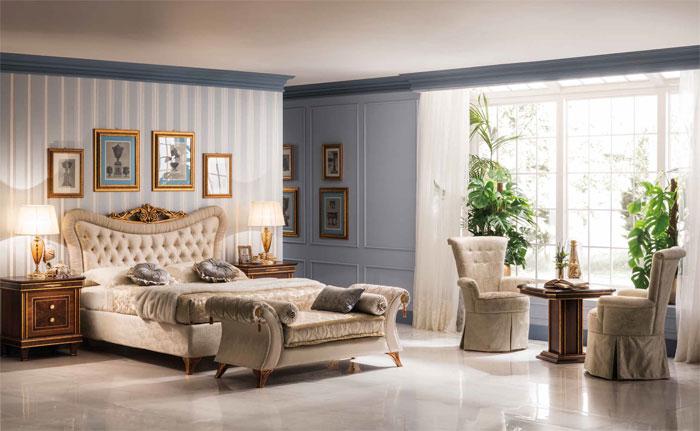 мебель для спальни MODIGLIANI, ARREDO CLASSIC