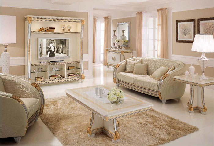 ТОП-5 мебельных коллекций для спальни от Arredo Classic