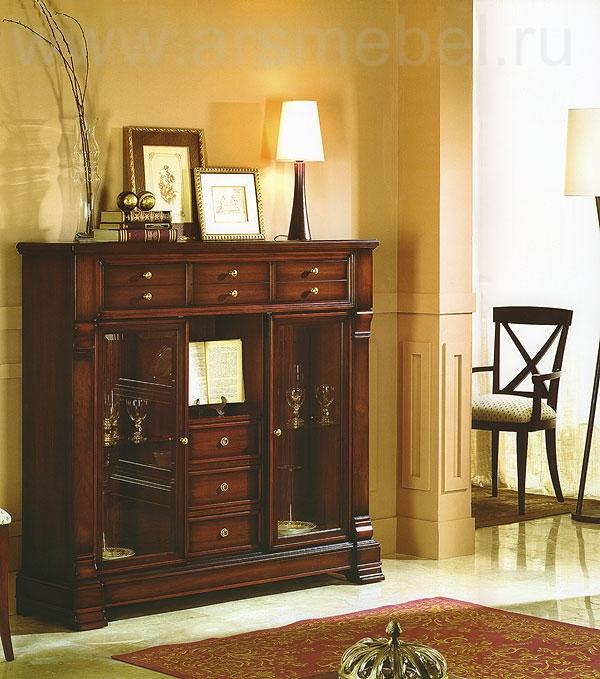 Витрина мод 6014 solomando muebles испания