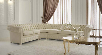 PIERMARIA (Италия) Sofa Collection, диван угловой Chester Big